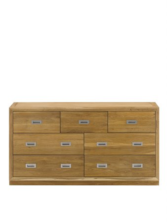 Como 4+3 Drawer Chest
