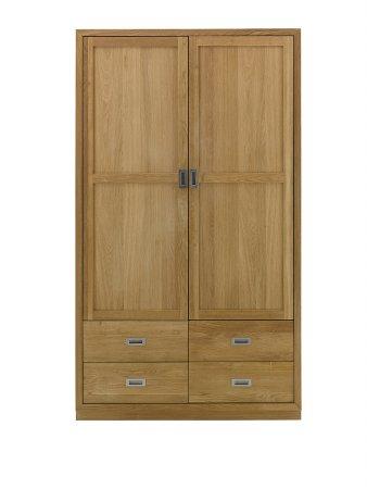 Como 2 Door Wardrobe