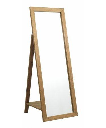 Como Floor Standing Mirror