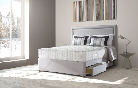 Genoa Wool Divan Bed