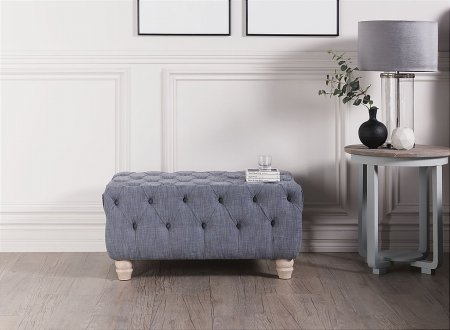 Chester Footstool