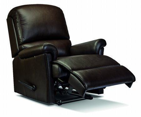 Nevada Leather Recliner Chair