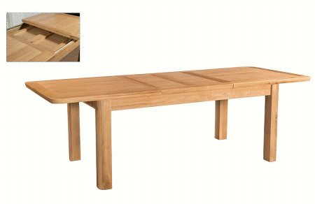 Treviso 6x3 Extending Dining Table