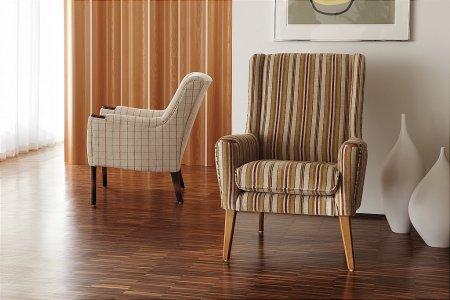 Sienna High Back Chair