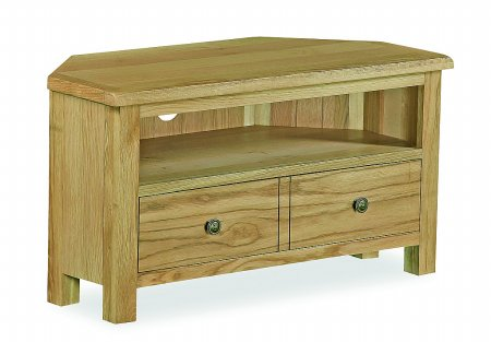 Lovell Lite Corner TV Unit