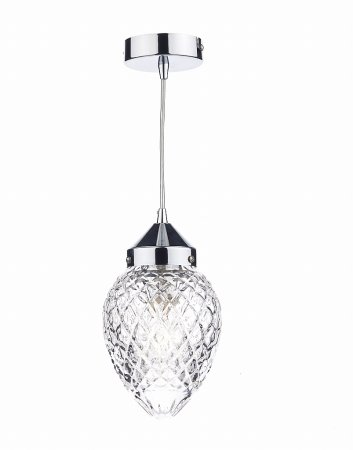 Agatha 1 Light Pendant