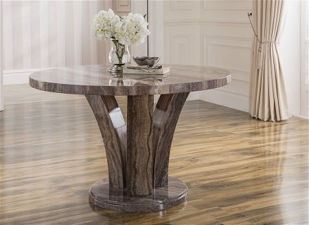 Amalfi Round Dining Table