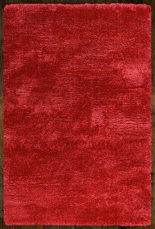 Angora ET166 Cherry Red Rug