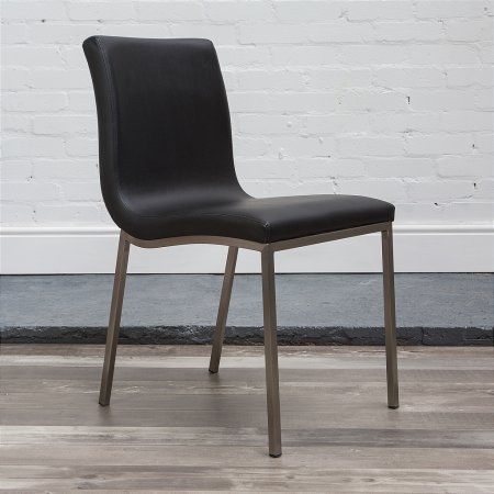 Audrey Dining Chair in Black
