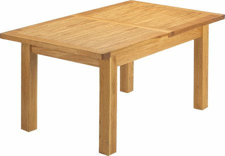 Bretagne 160cm Extending Dining Table