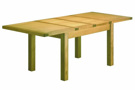Bretagne 130cm Extending Dining Table
