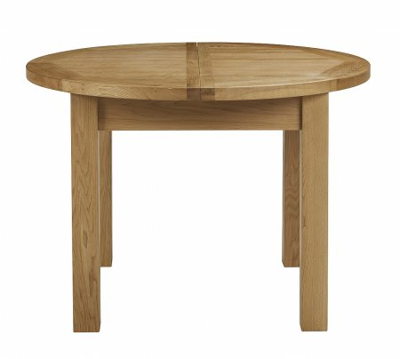Bretagne 110cm Round Extending Butterfly Table