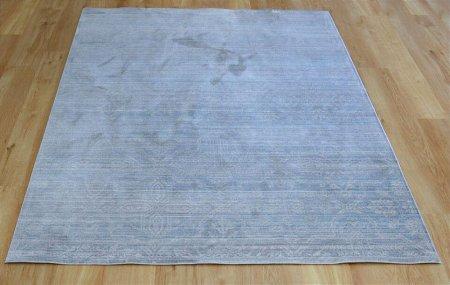 Aqua Silk B471A Grey Rug