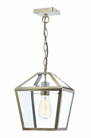 Churchill 1 Light Pendant
