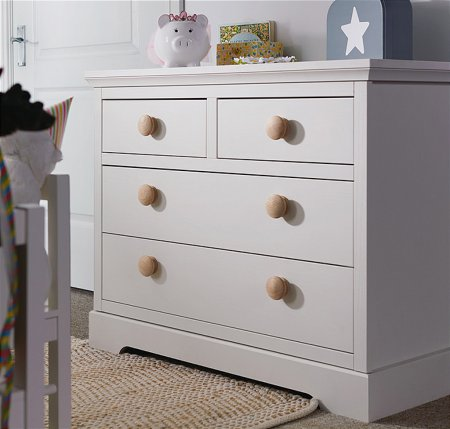 Classic 2+2 Chest of Drawers