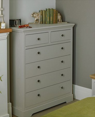 Classic 4+2 Chest of Drawers