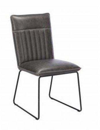 Cooper Dining Chair in Grey