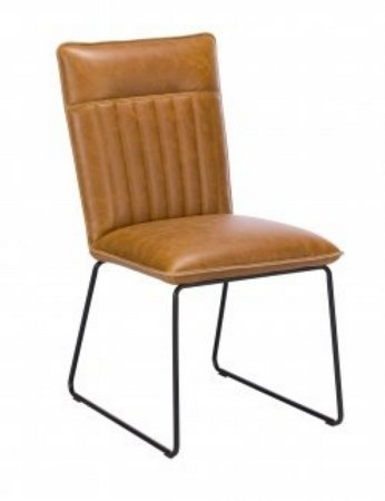 Cooper Dining Chair in Tan