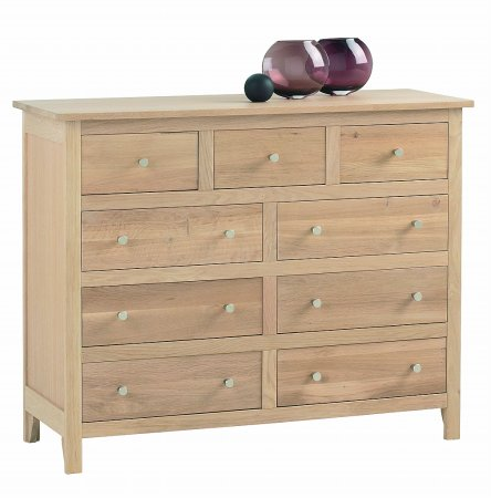 Nimbus 3 + 6 Drawer Chest