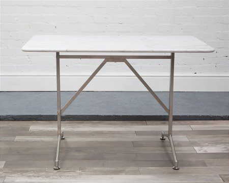 Cortina Rectangular Table in Marble