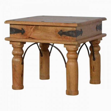 Country Lamp Table