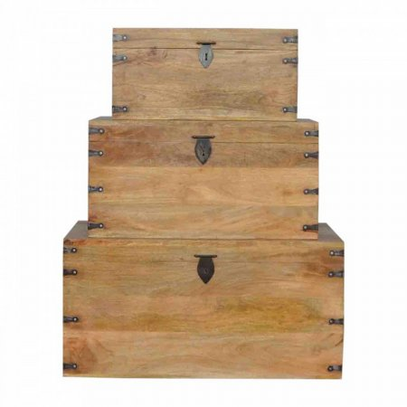 Country Set of 3 Boxes