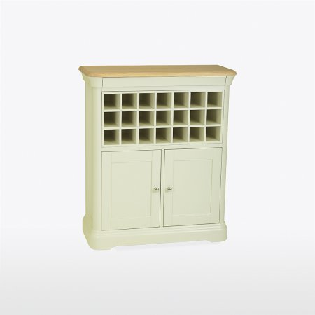 Cromwell Sideboard with Wine Rack
