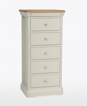 Cromwell 5 Drawer Tall Chest