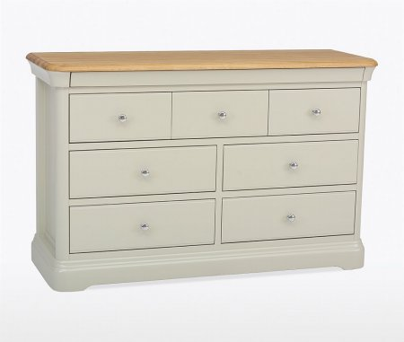 Cromwell Wide 7 Drawer Chest