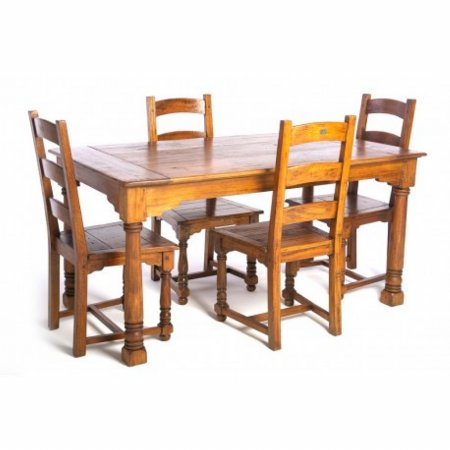 East Indies Ladderback Dining Chair