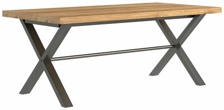 Fusion 190cm Extending Dining Table