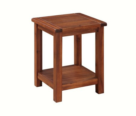 Hampshire Acacia End Table