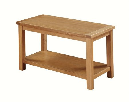 Hampshire City Oak Coffee Table