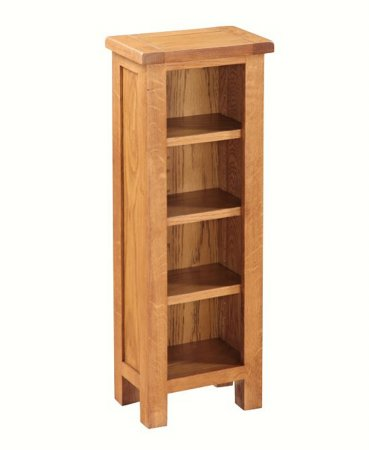 Country Oak DVD Unit