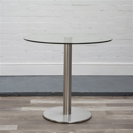 Helsinki Circular Table in Glass