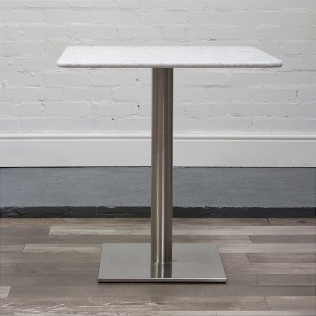 Helsinki Small Square Table in Quartz