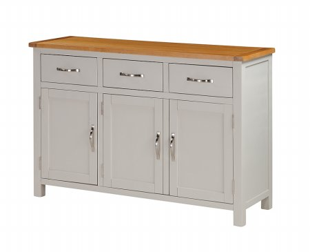 Hampshire Painted 3 Door Sideboard