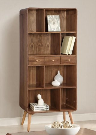 JF700 Wide Bookcase