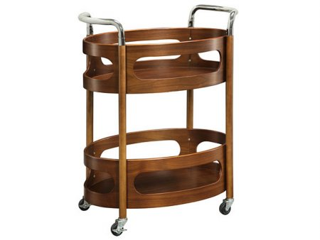 Curve JF504 Dining Trolley