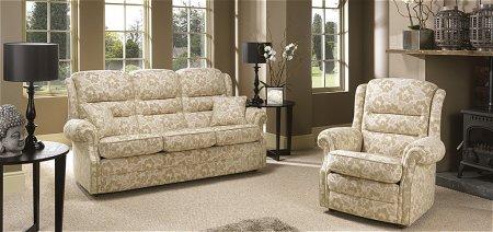 Langfield 3 Seater Sofa