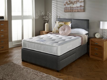 Langford Ortho Deluxe 800 Divan Bed