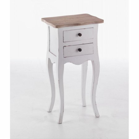 Laura 2 Drawer Table