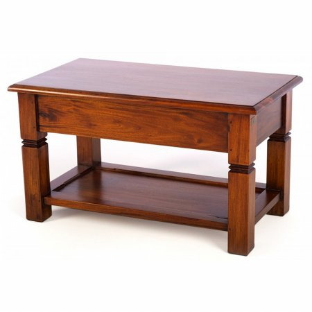 Mahogany Village Small Coffee Table