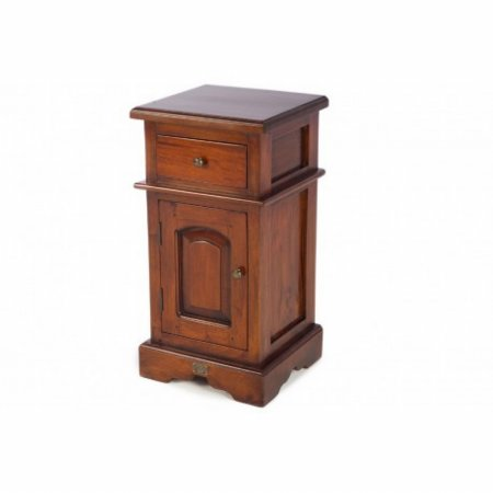 Mahogany Village Small Victoria Bedside Table