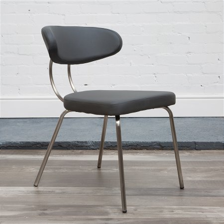 Margot Dining Chair in Grey