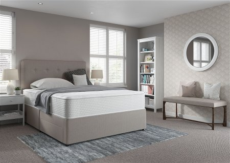 Marlow Elite Memory 1400 Divan Bed