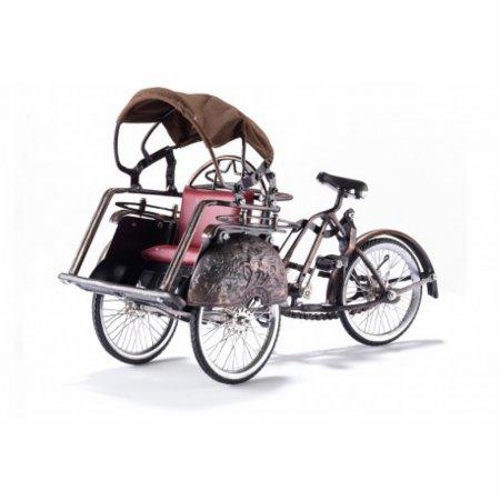 Accessories Metal Rickshaw