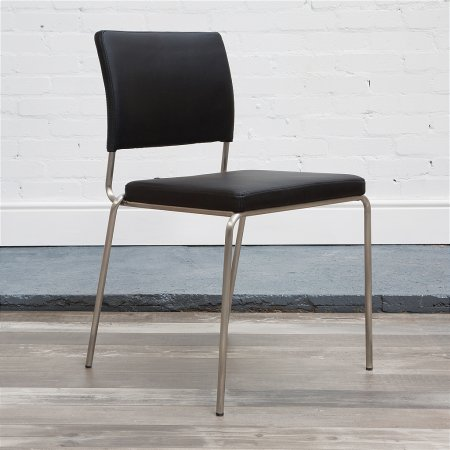 Michelle Dining Chair in Black