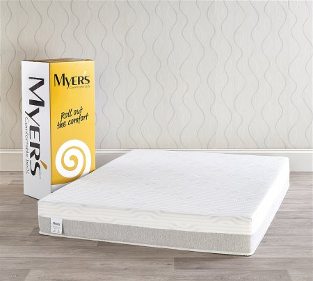 Modern Latex Bed in a Box