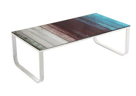 Noda Stripe Coffee Table